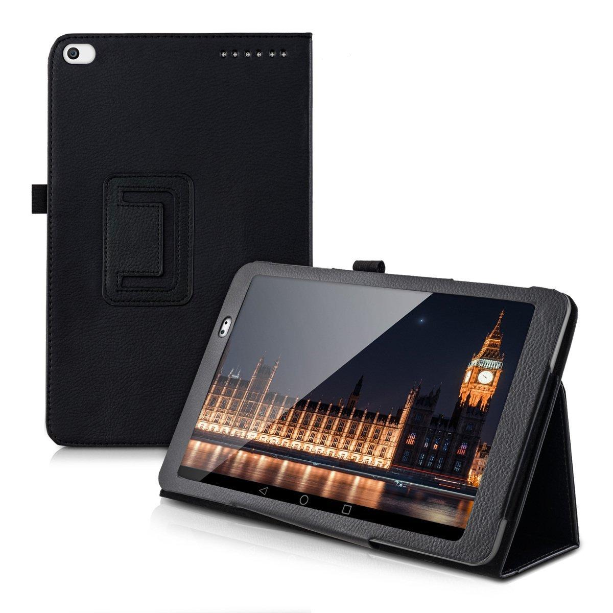 Husa Premium Book Cover tableta Huawei Mediapad T1, 9.6 inch, black