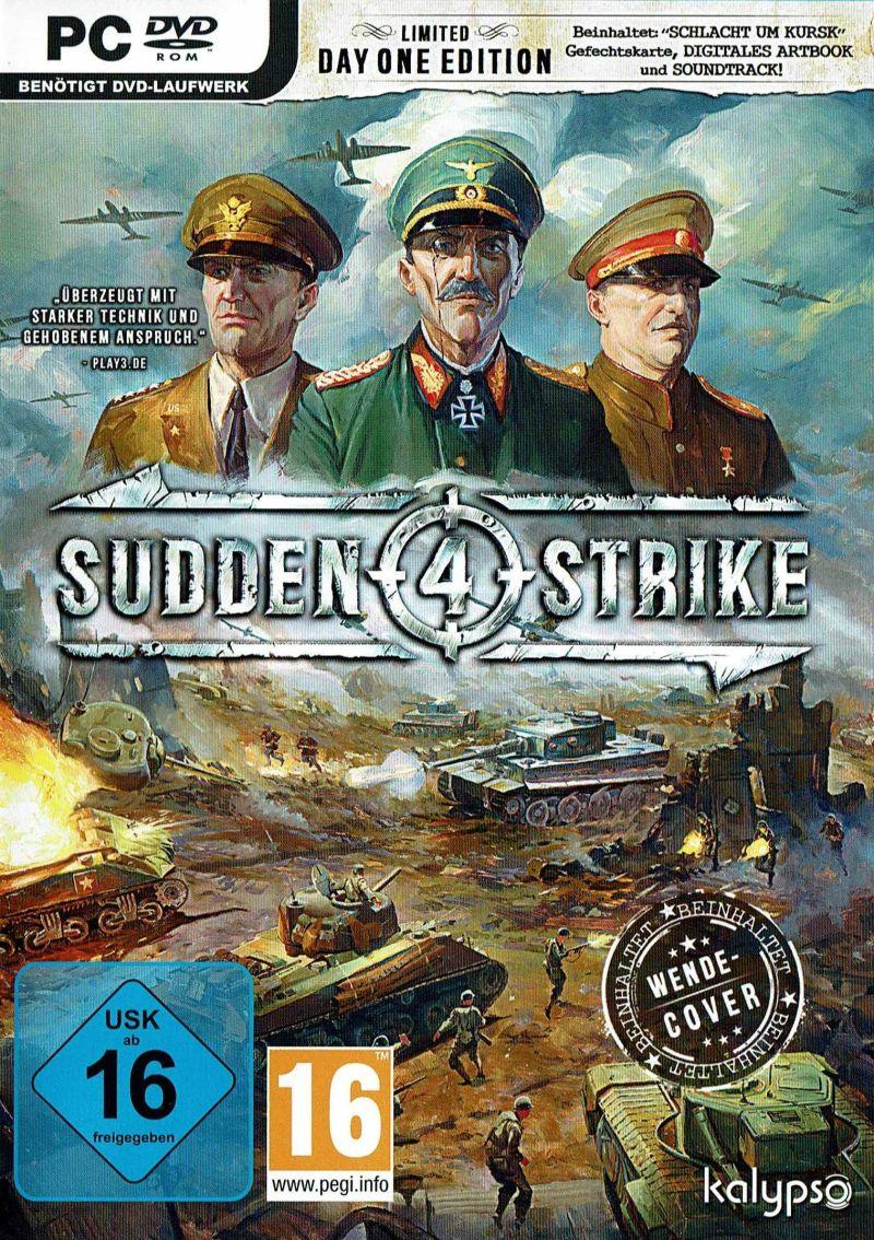 Joc Sudden Strike 4 PC 0