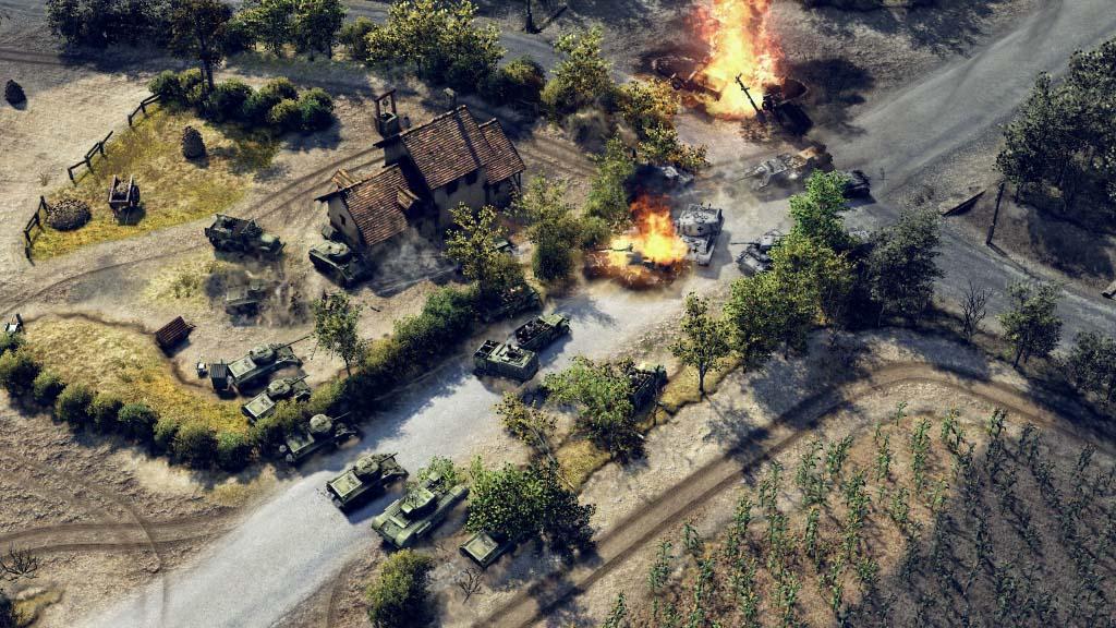 Joc Sudden Strike 4 Limited Day One Edition pentru PC 2