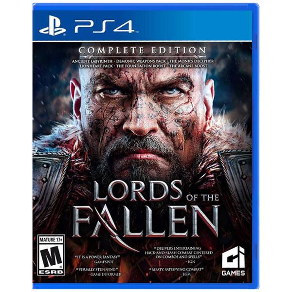 Joc Lords Of The Fallen Complete Edition pentru PS4 0