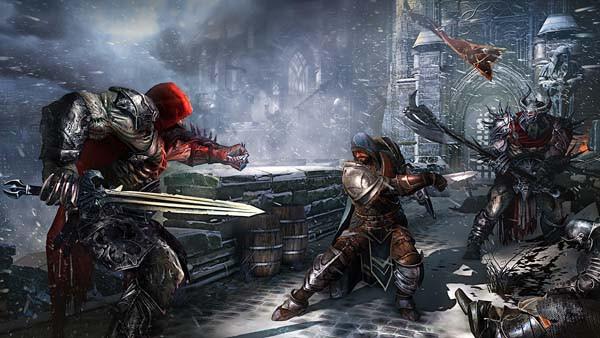 Joc Lords Of The Fallen Complete Edition pentru PS4 3