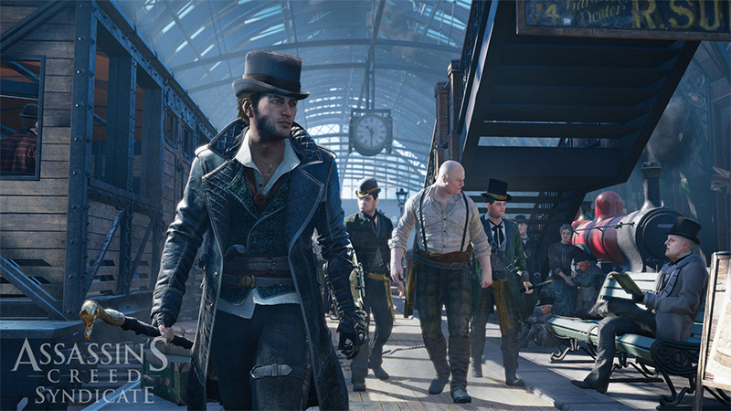 Joc Assassin's Creed: Syndicate Special Edition (The Dreadful Crimes 10 Missions) Exclusiv pentru PS4 1