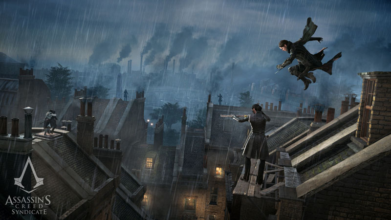 Joc Assassin's Creed: Syndicate Special Edition (The Dreadful Crimes 10 Missions) Exclusiv pentru PS4 3