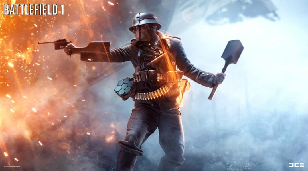 Joc Battlefield 1 /PS4 3