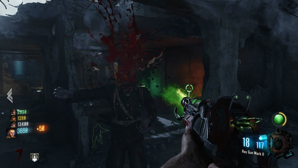 Call of Duty Black Ops III Zombies Chronicles Edtition pentru PS4 1