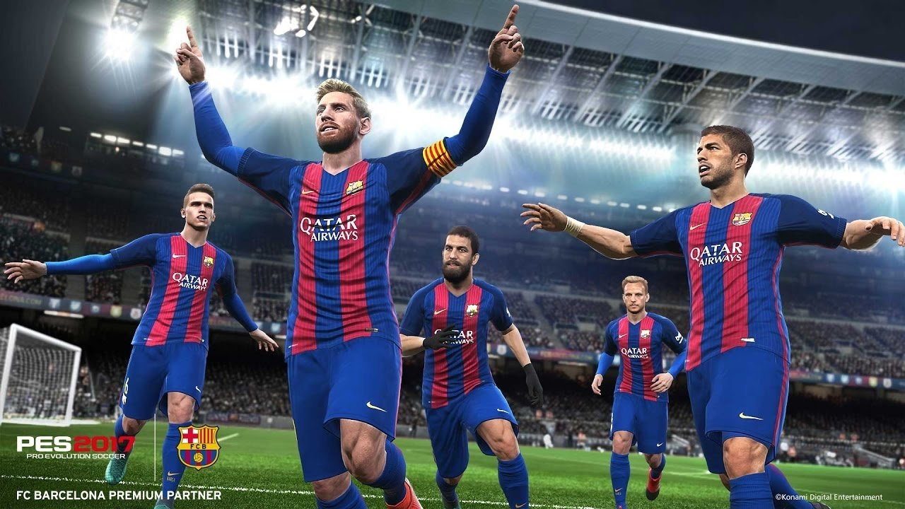 Pro Evolution Soccer (PES) 2018 Premium Edition PC 1