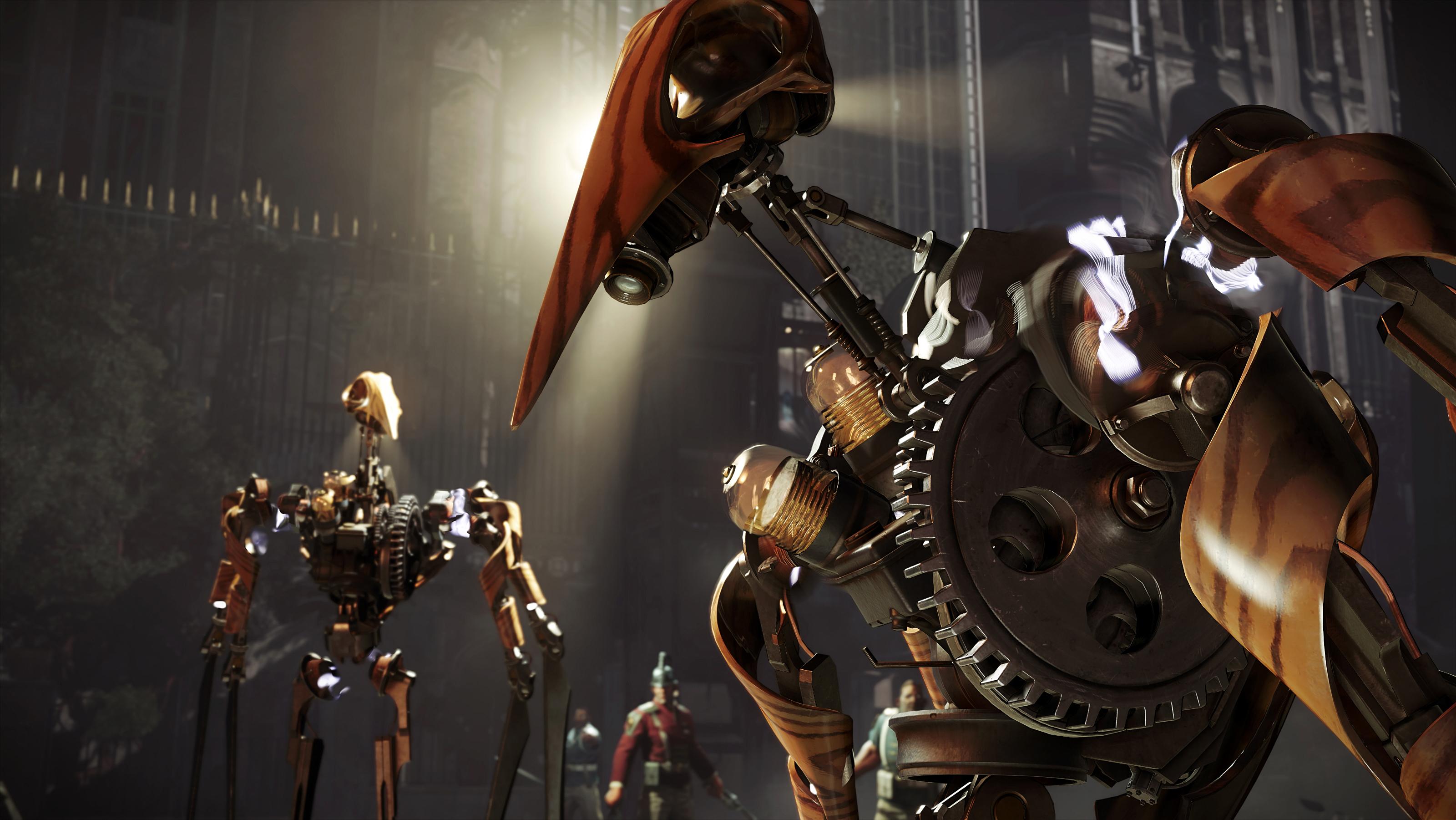 Joc Dishonored 2 + Digital Imperial Assassin's Pack pentru PS4 3