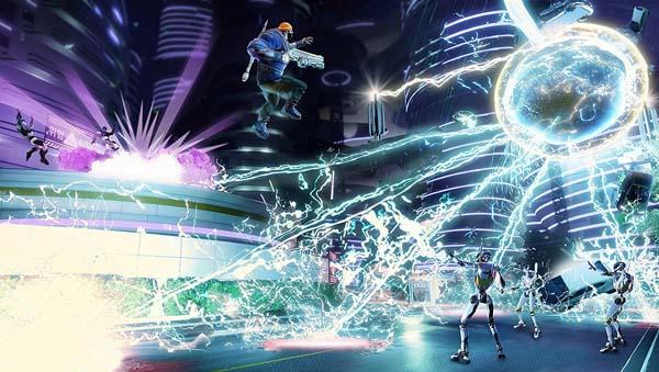 Joc Agents of Mayhem Day One Edition pentru Xbox One 2