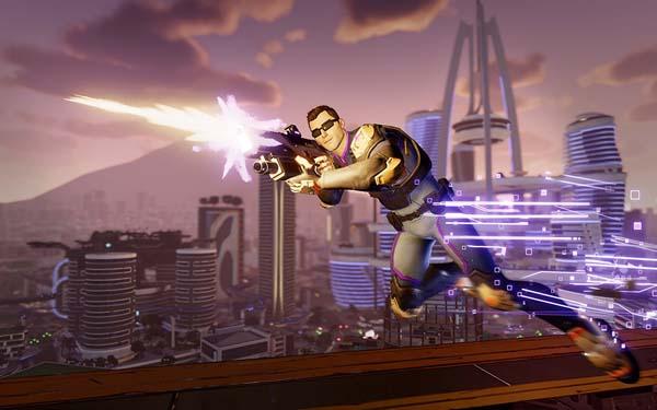 Joc Agents of Mayhem Day One Edition pentru Xbox One 3