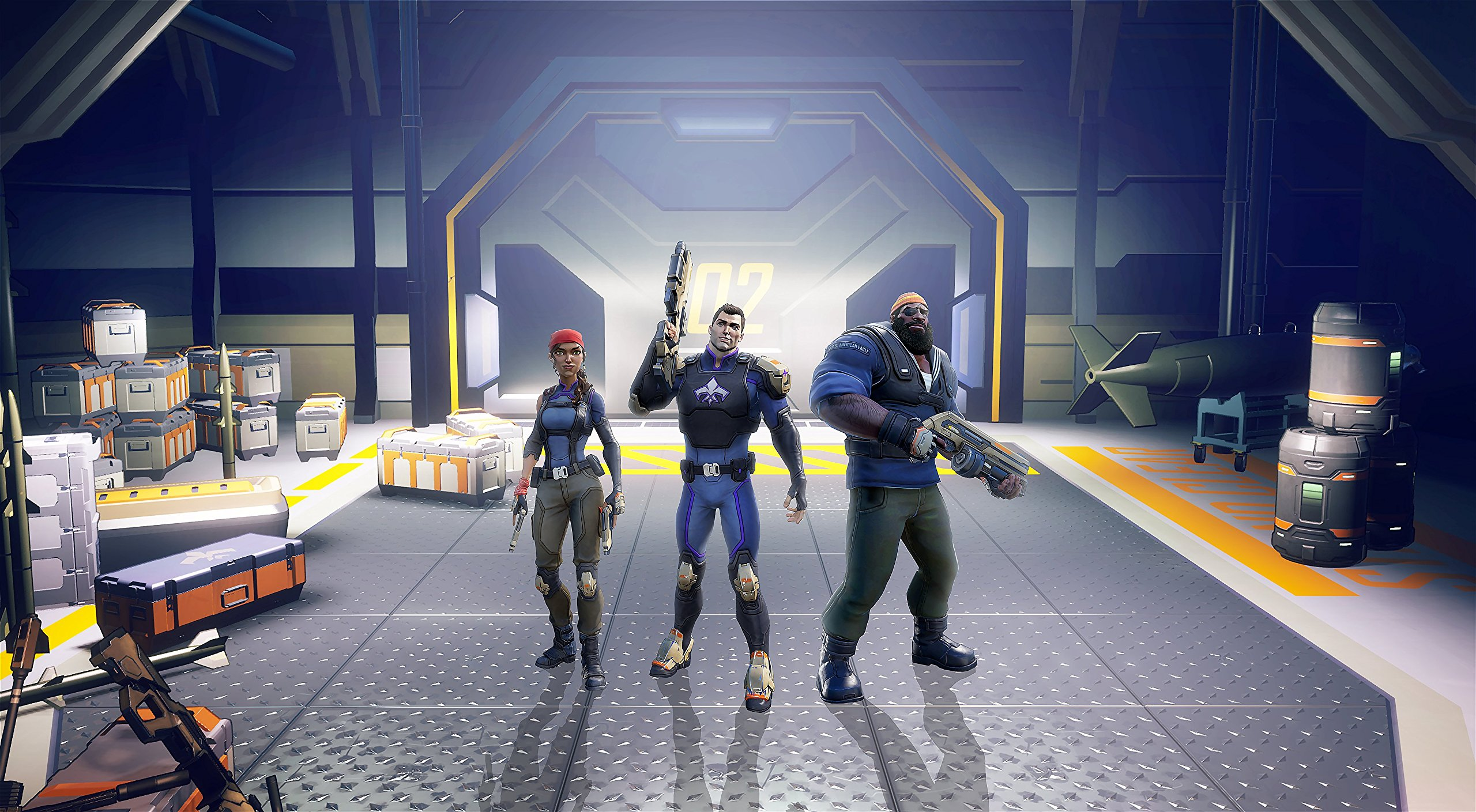 Joc Agents of Mayhem Day One Edition pentru Xbox One 4