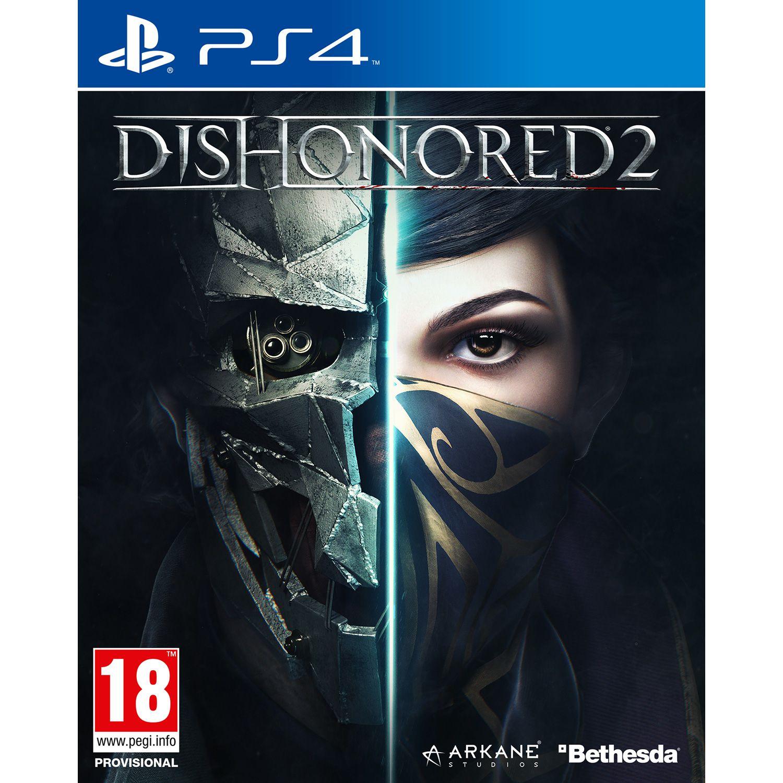 Joc Dishonored 2 + Digital Imperial Assassin's Pack pentru PS4 0