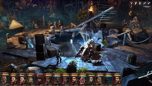 Joc Blackguards 2 pentru PS4 1
