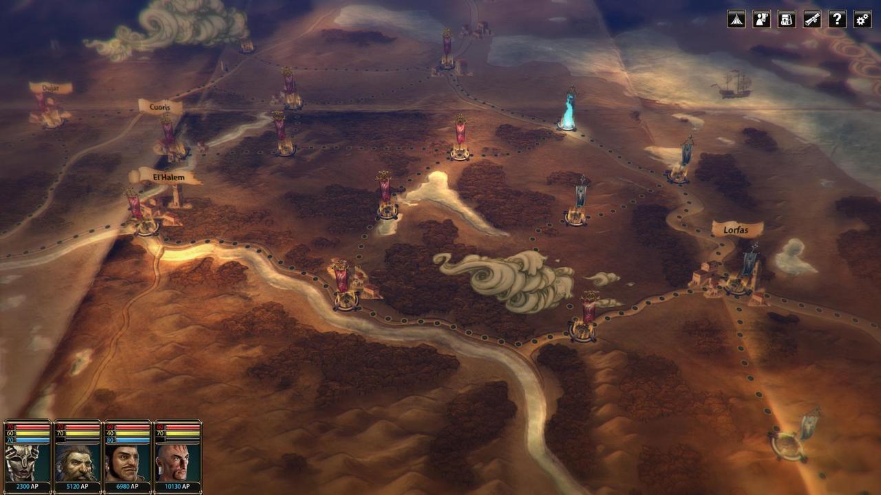 Joc Blackguards 2 pentru PS4 2