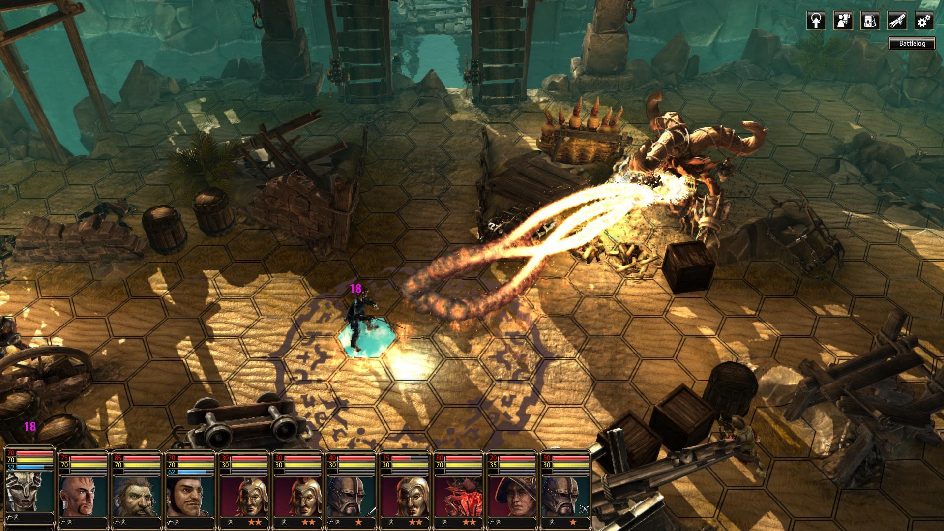 Joc Blackguards 2 pentru PS4 3
