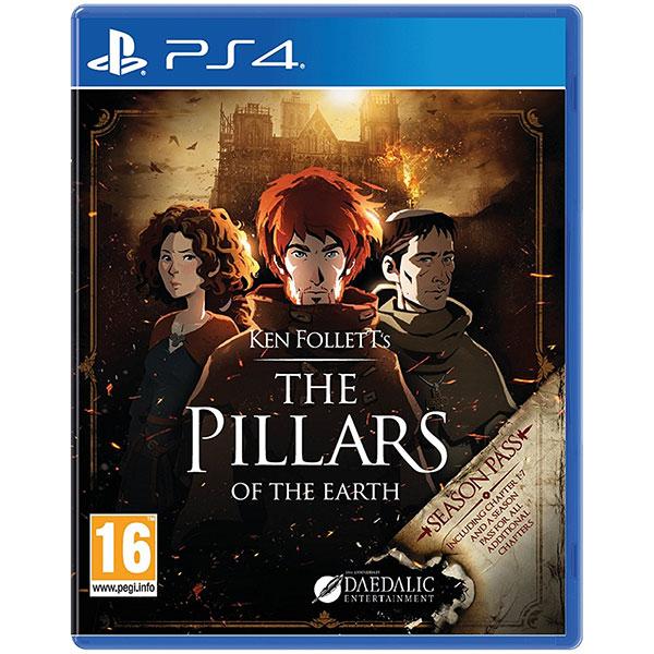Joc The Pillars of the Earth pentru PS4 0