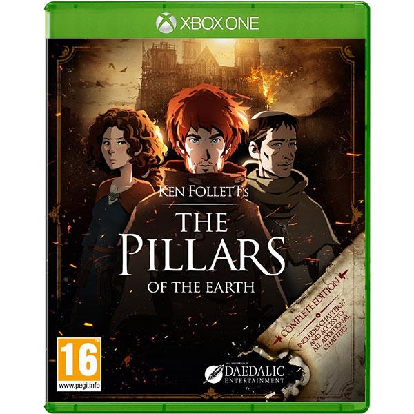 Joc The Pillars of the Earth pentru Xbox One 0