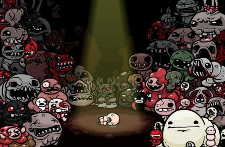 Joc The Binding of Isaac: Afterbirth + pentru PS4 3