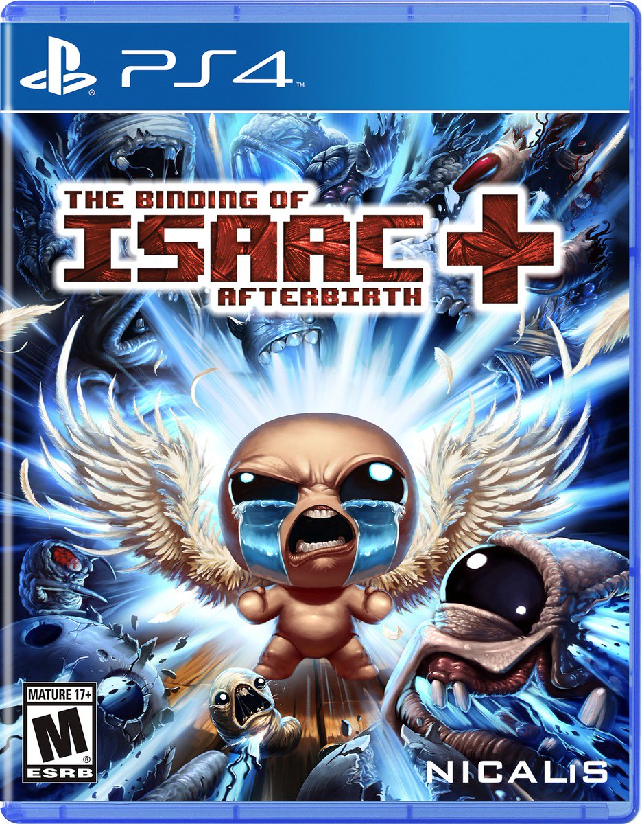 Joc The Binding of Isaac: Afterbirth + pentru PS4 0