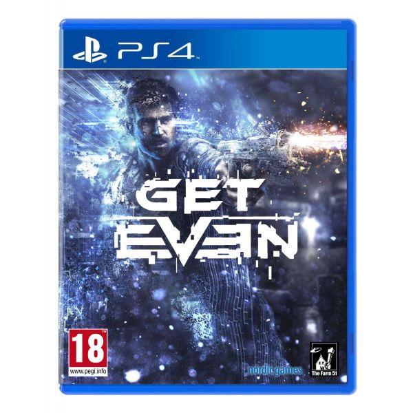 Joc Get Even pentru PS4 0