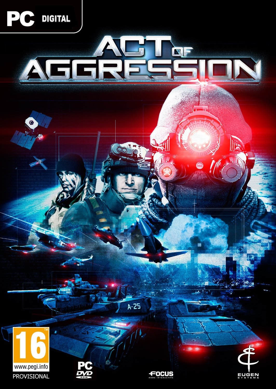 Joc Act of Aggression Pc Steam CD Key 0