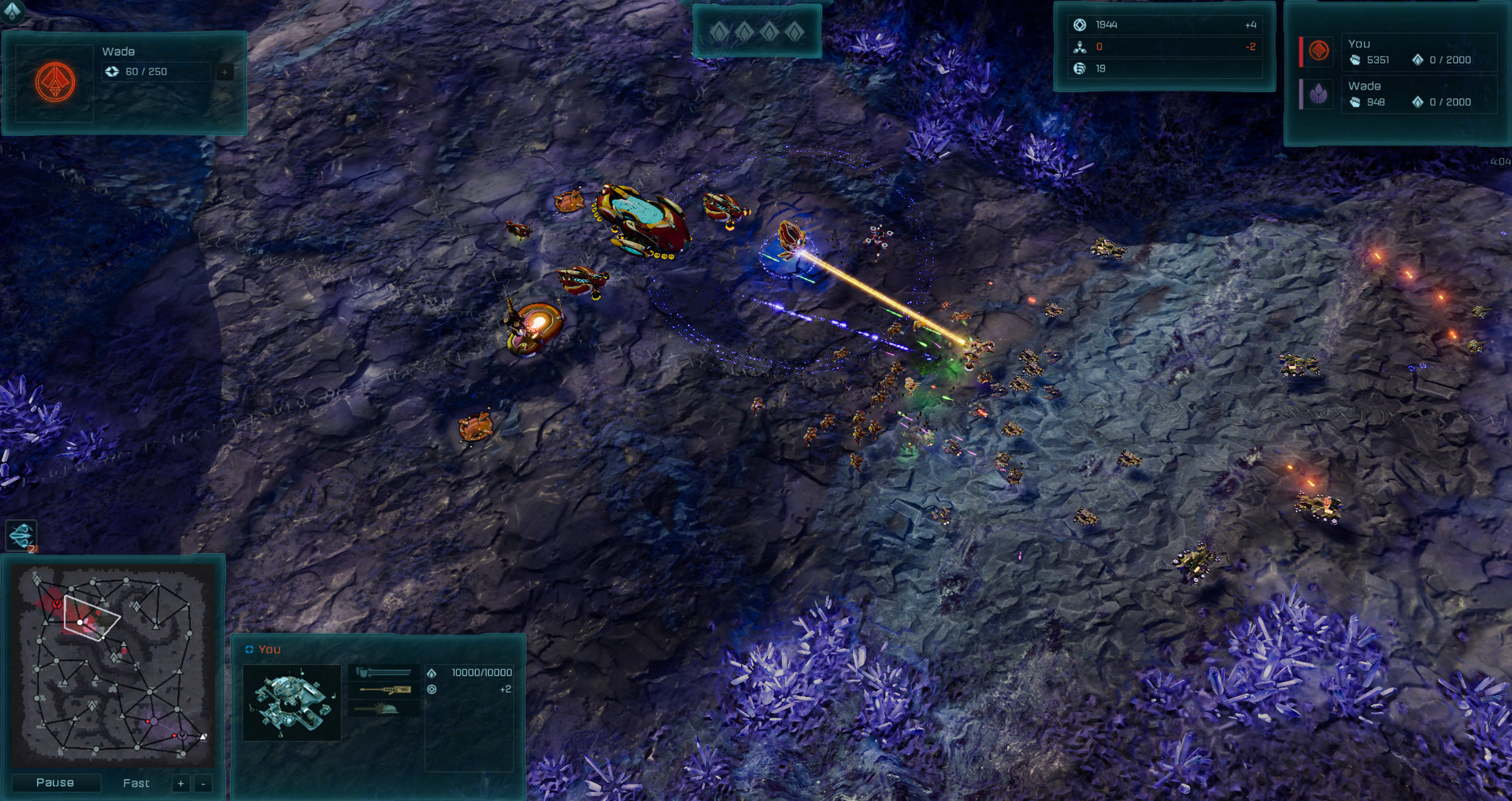Joc Ashes of the Singularity PC Steam CD Key 2