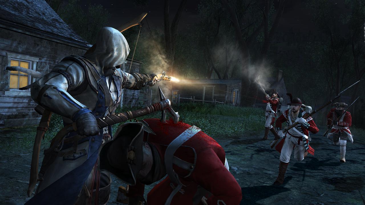 Joc Assassins Creed Liberation HD PC Uplay CD Key 1