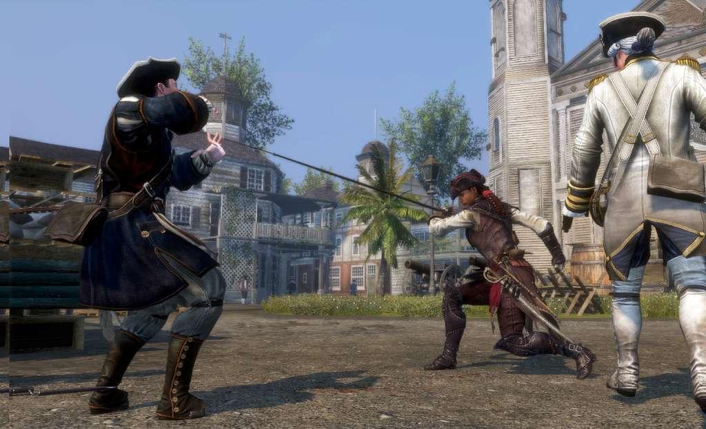 Joc Assassins Creed Liberation HD PC Uplay CD Key 3