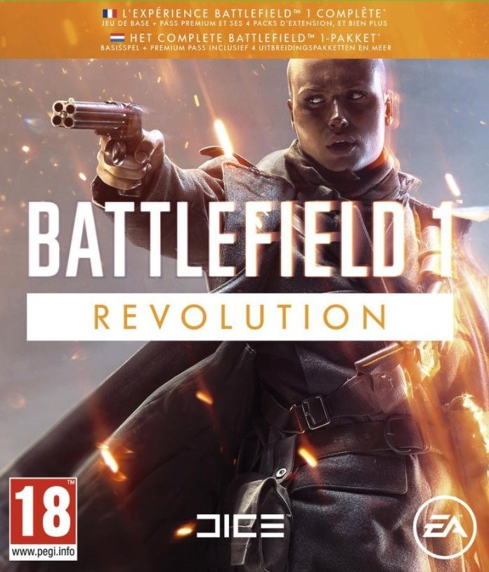 Joc Battlefield 1 (Revolution Edition) PC Origin Cd Key 0