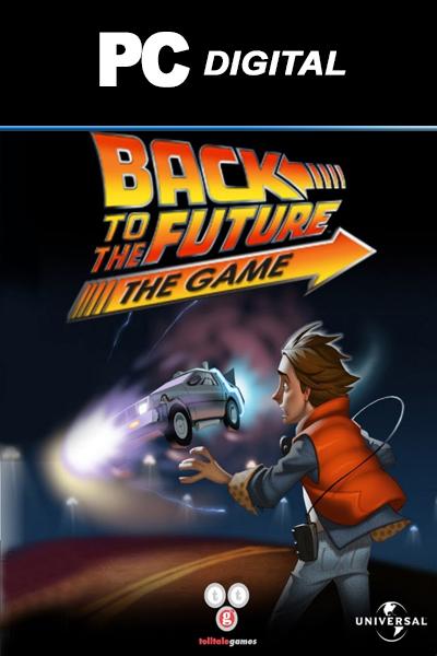 Joc Back to the Future PC Steam CD Key 0