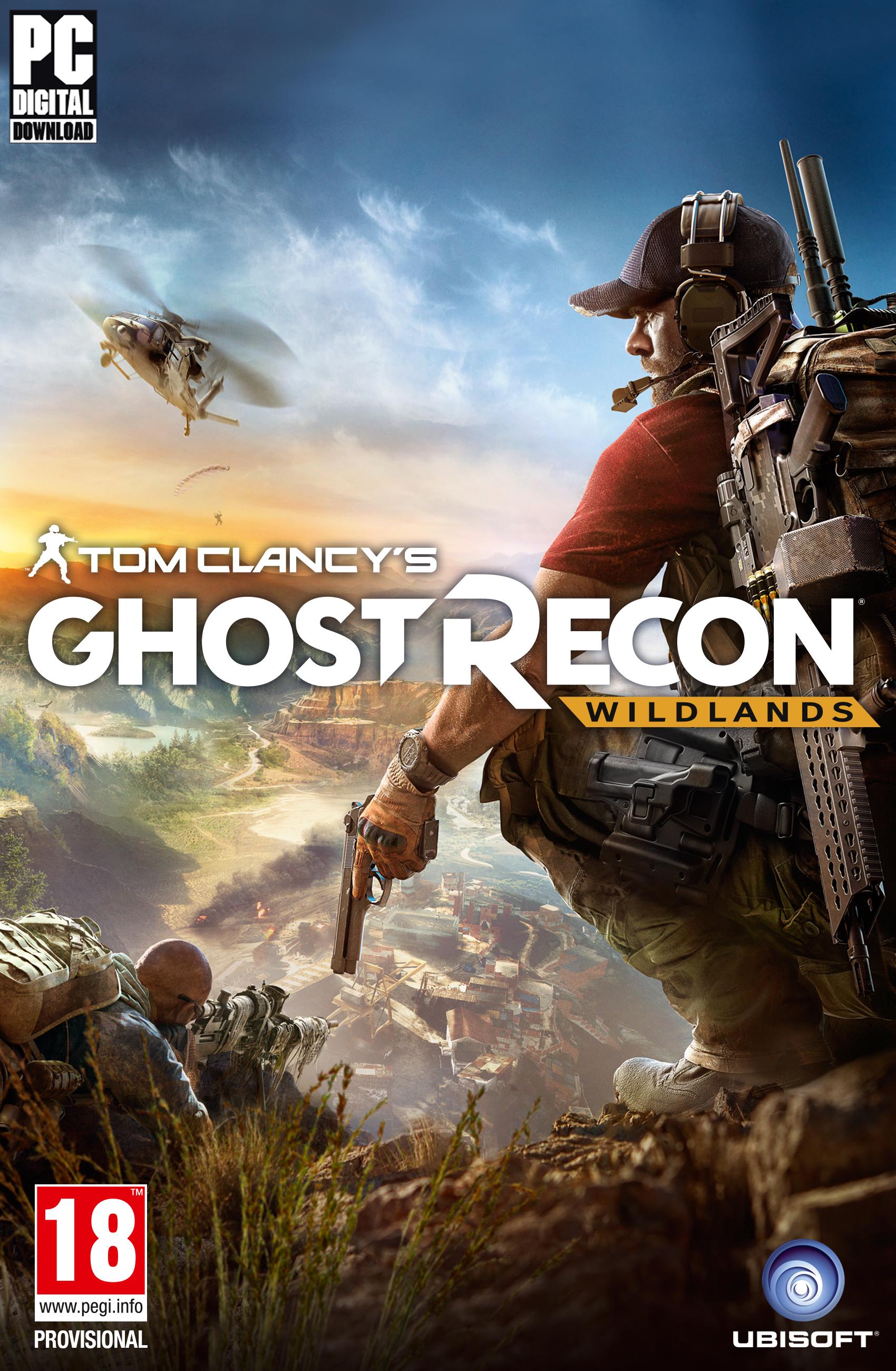 Joc Tom Clancy's Ghost Recon: Wildlands PC 0