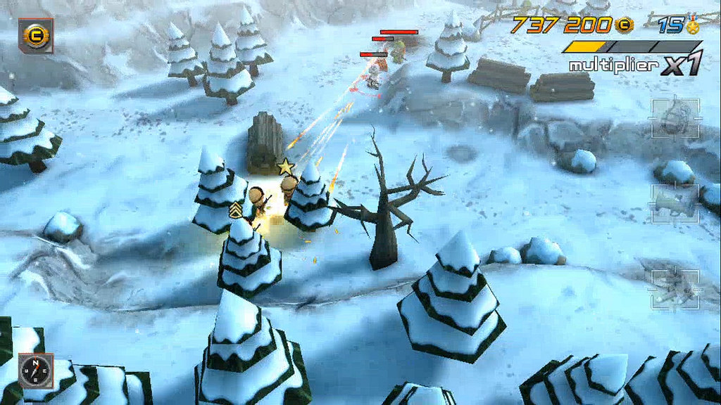 Joc Tiny Troopers Joint Ops + 5 Extra DLC Packs pentru PS4 3
