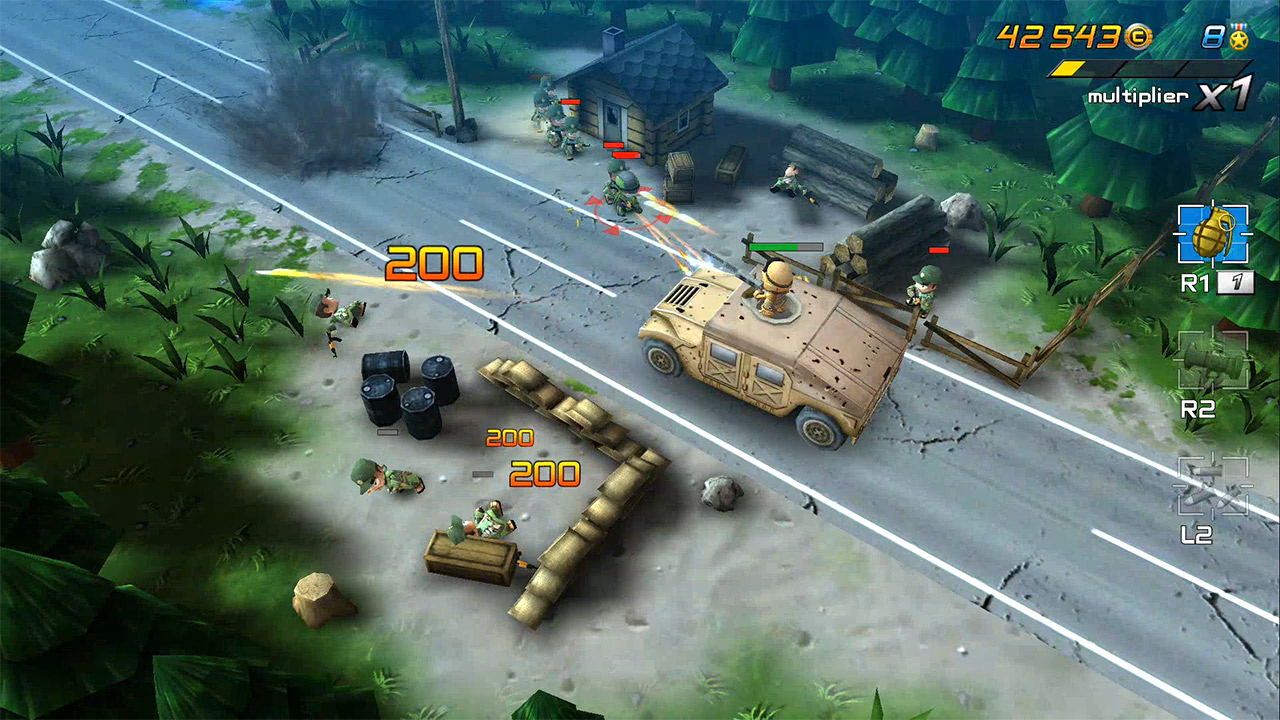 Joc Tiny Troopers Joint Ops + 5 Extra DLC Packs pentru PS4 4