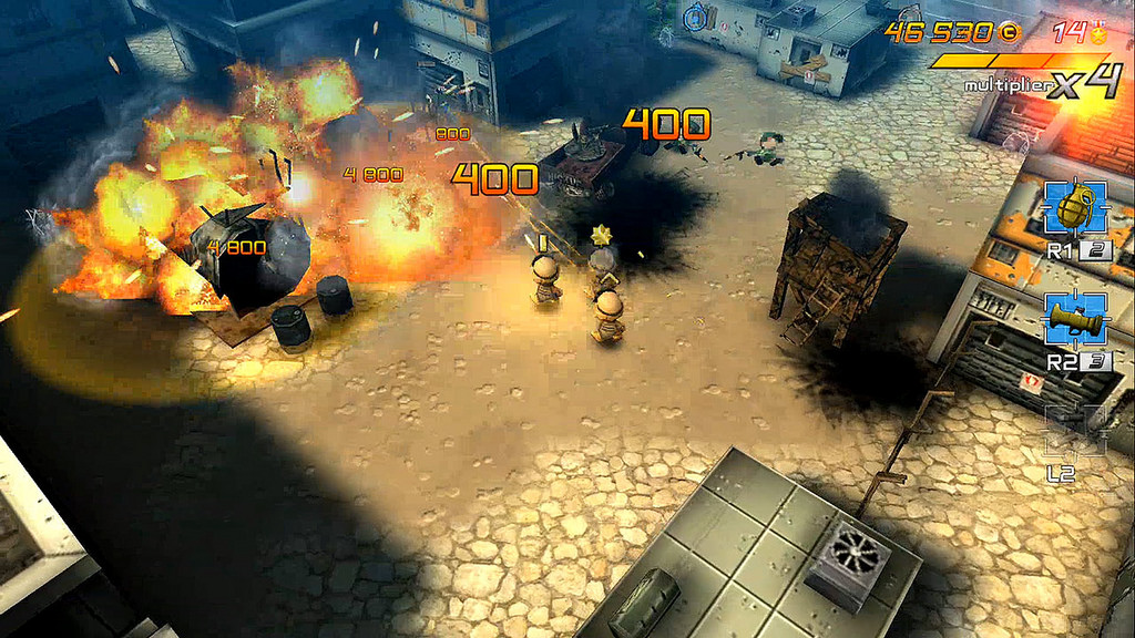 Joc Tiny Troopers Joint Ops + 5 Extra DLC Packs pentru PS4 5