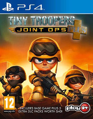 Joc Tiny Troopers Joint Ops + 5 Extra DLC Packs pentru PS4 0