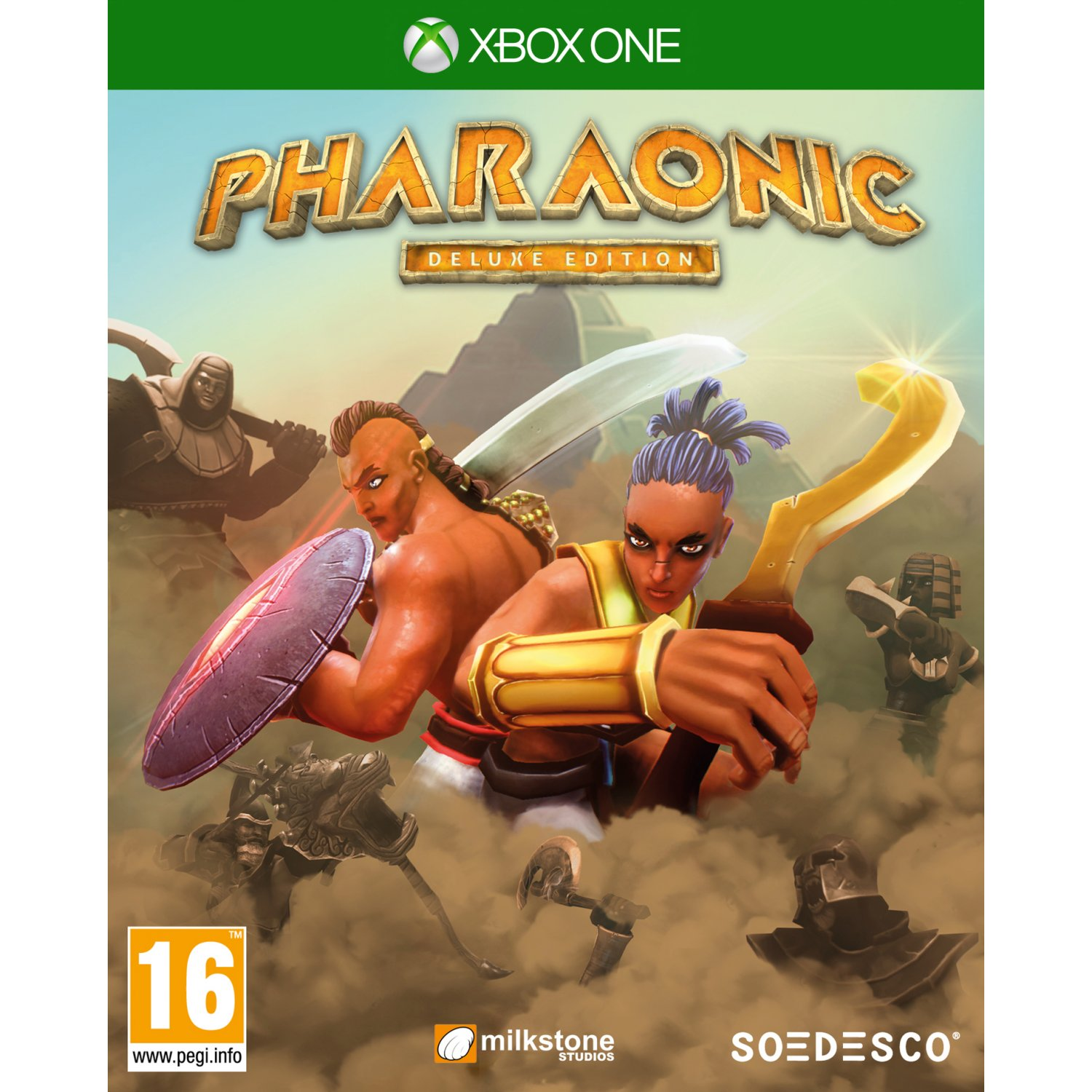 Pharaonic Deluxe Edition Xbox One 0