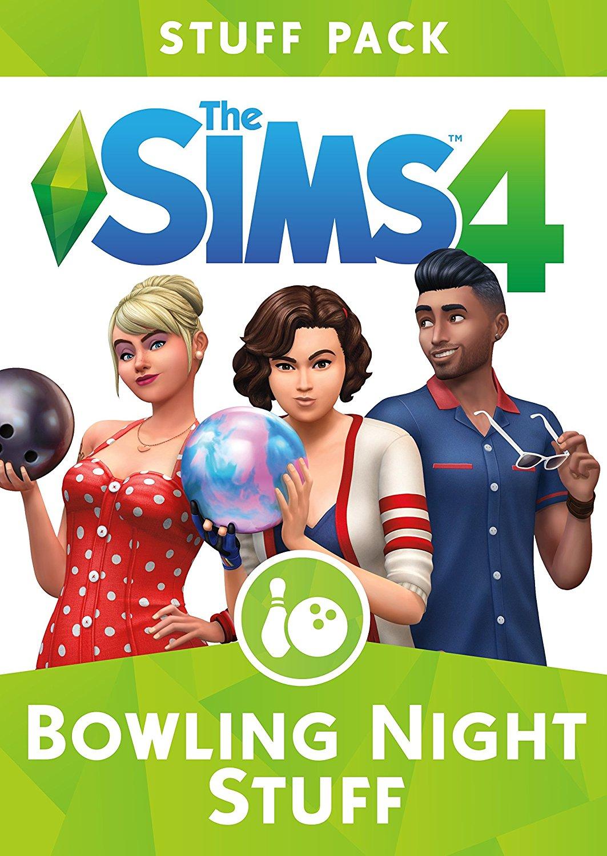 The Sims 4 - Bowling Stuff DLC [Cod activare Origin] 0