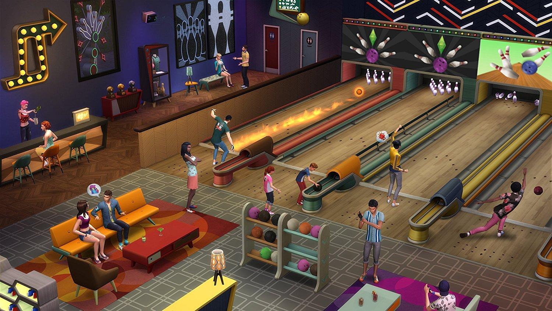 The Sims 4 - Bowling Stuff DLC [Cod activare Origin] 2