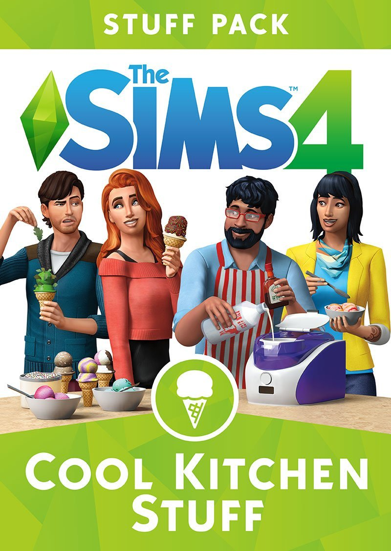 The Sims 4 - Cool Kitchen Stuff [Cod activare Origin] 0