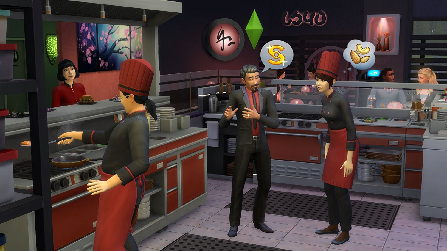 The Sims 4 Dine Out DLC [Cod activare Origin] 3