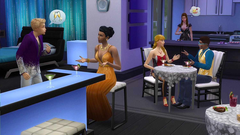 The Sims 4 Luxury Party Stuff [Cod activare Origin] 1