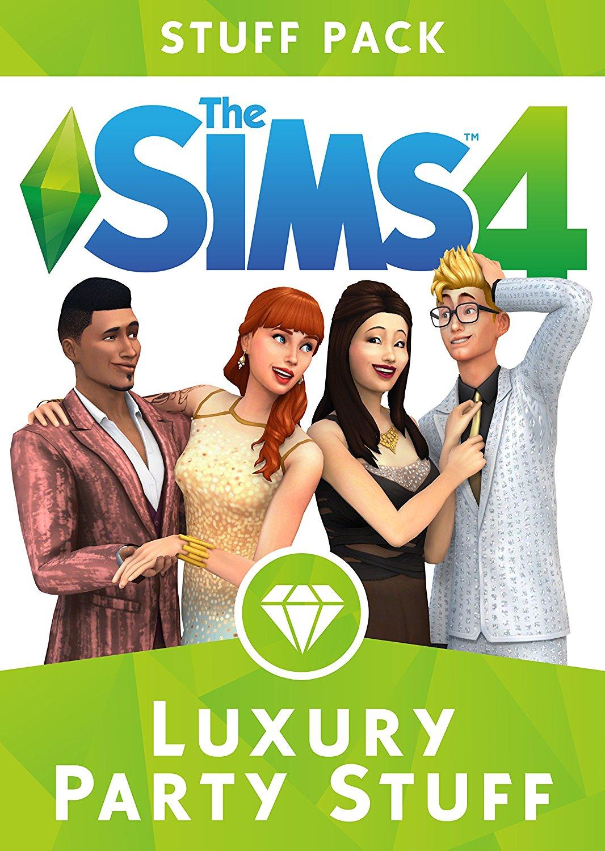 The Sims 4 Luxury Party Stuff [Cod activare Origin] 0
