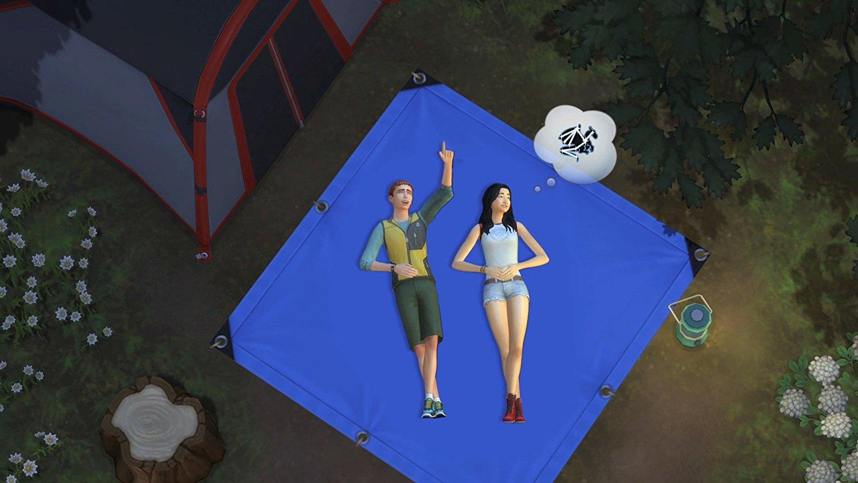 The Sims 4 Outdoor Retreat [Cod activare Origin] 1