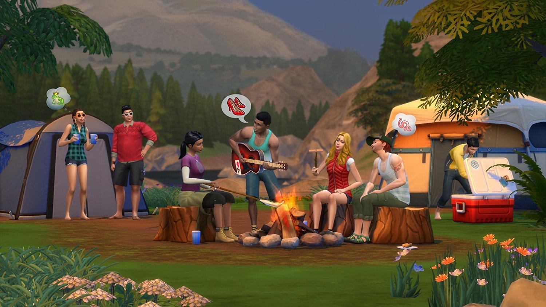 The Sims 4 Outdoor Retreat [Cod activare Origin] 2