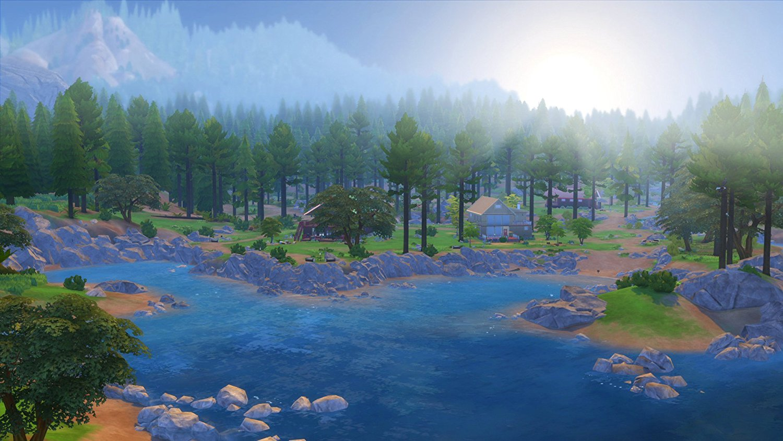 The Sims 4 Outdoor Retreat [Cod activare Origin] 5