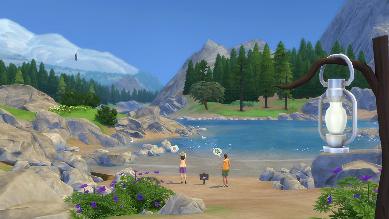 The Sims 4 Outdoor Retreat [Cod activare Origin] 4
