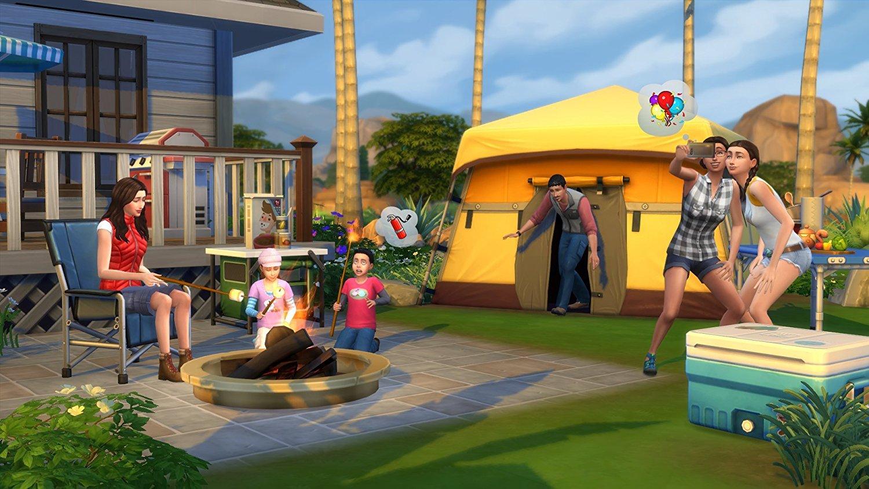 The Sims 4 Outdoor Retreat [Cod activare Origin] 6