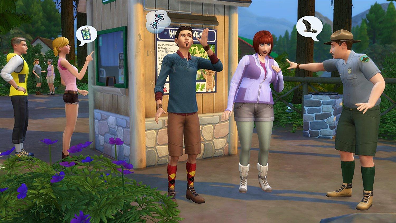 The Sims 4 Outdoor Retreat [Cod activare Origin] 7