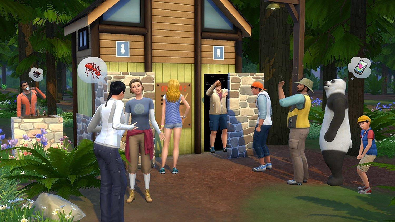 The Sims 4 Outdoor Retreat [Cod activare Origin] 8