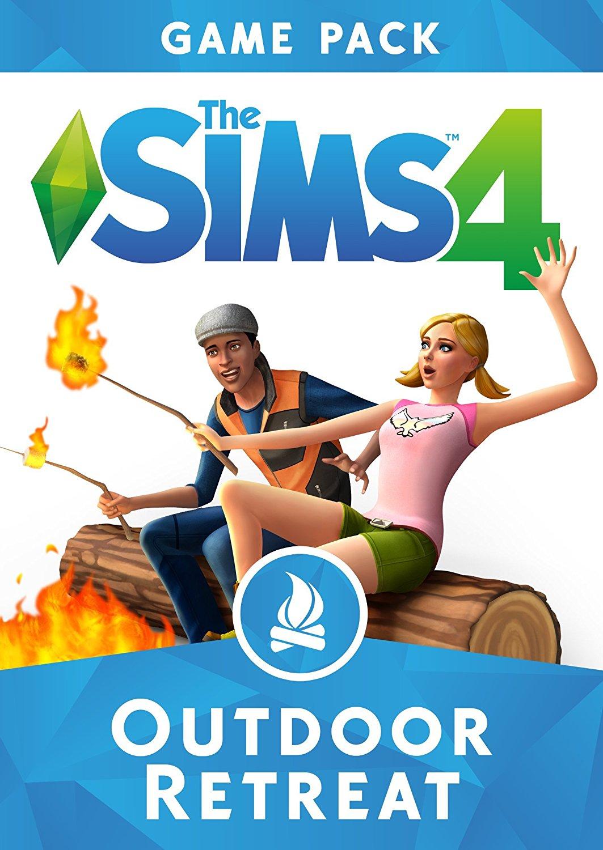 The Sims 4 Outdoor Retreat [Cod activare Origin] 0
