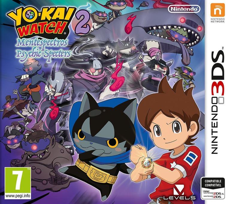Joc Yo-kai Watch 2: Psychic Specters pentru Nintendo 3DS 0